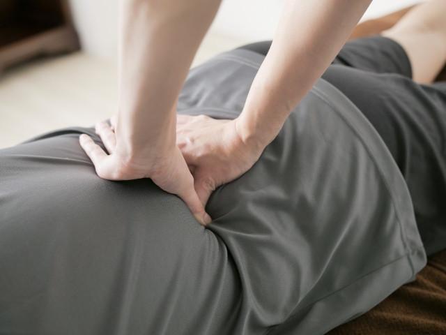 腰痛へのアプローチは?